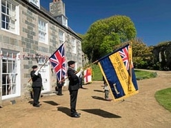 Queen's message read out in Sark