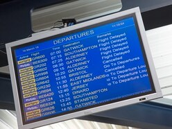 'Wrong sort of de-icer' adds to air travel chaos