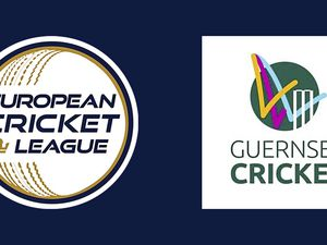 Logo for Guernsey Cricket Board signing up with the European Cricket League. Provided by the ECL, 20-06-20 (28386740)