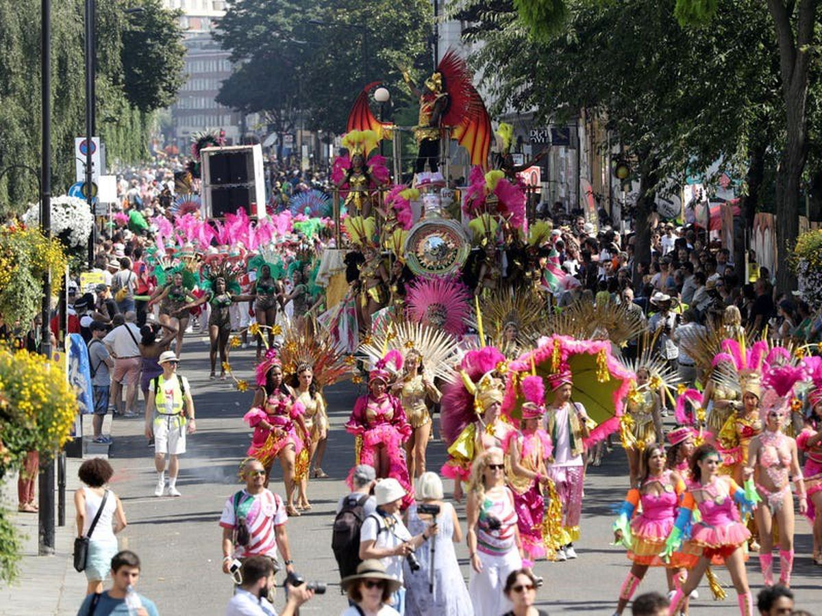 Notting Hill Carnival taken off streets due to Covid-19 for second year