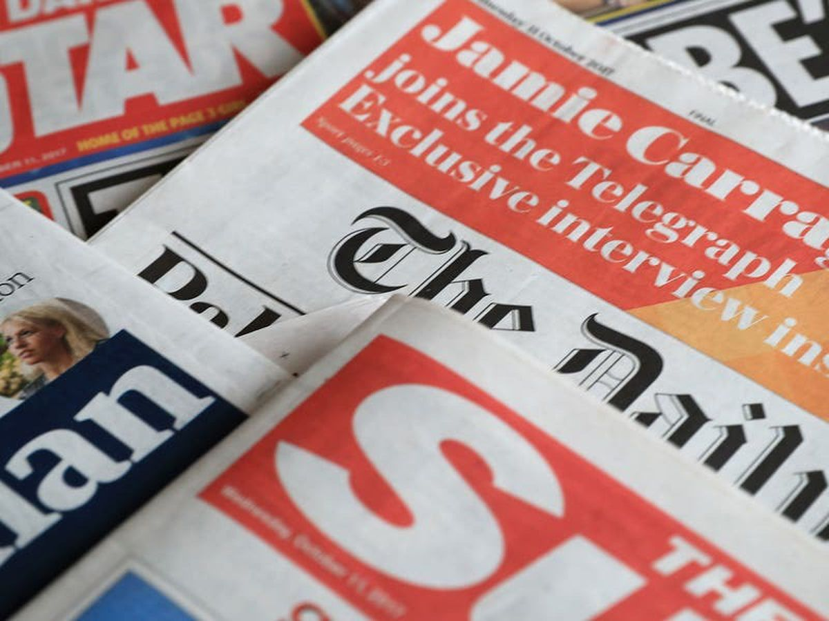 What the papers say – December 7