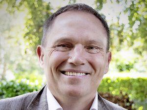 Healthspan CEO Martin Talbot. (29787159)