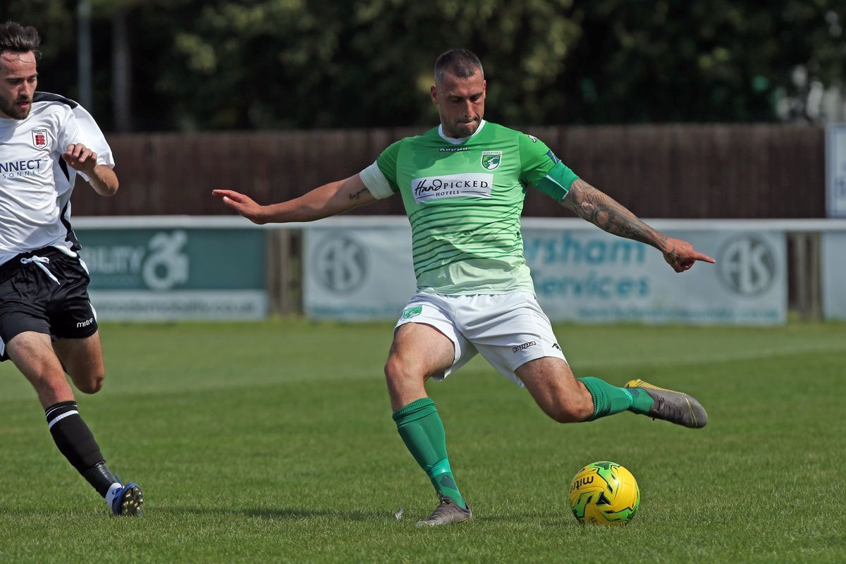 Guernsey FC captain Jamie Dodd has signed for his old club St Martin's in the FNB Priaulx League. (Picture by ESA Photos, 28668775)
