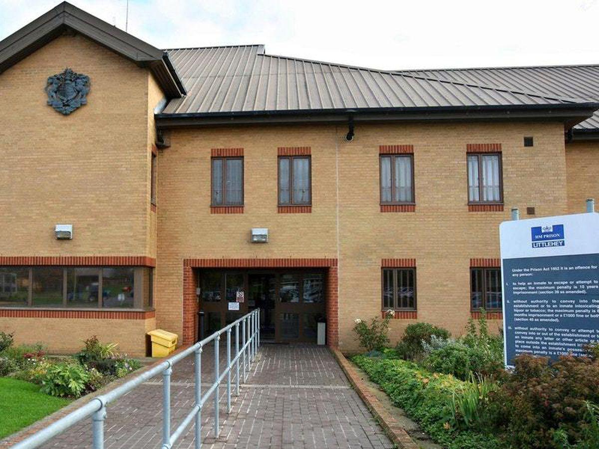Man, 84, first coronavirus death in British prison