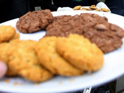 Teenager baked grandfather's ashes into biscuits, say police