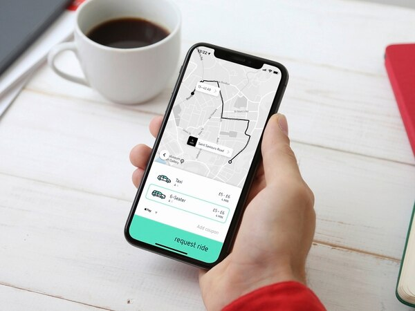 Taxi app will mirror any fare rises agreed