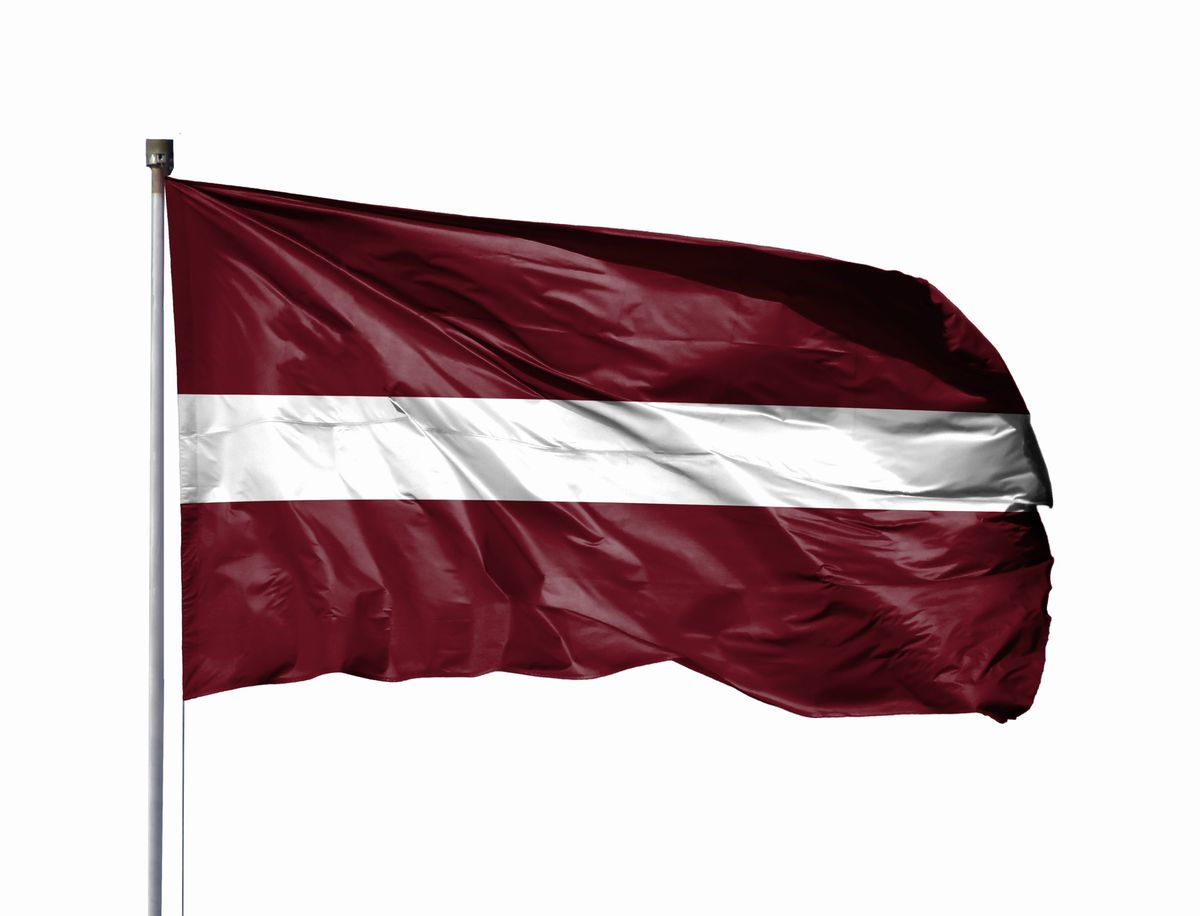 National flag of Latvia (29295506)