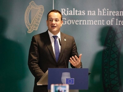 Leo Varadkar: EU is not facing rolling cliff-edge Brexit