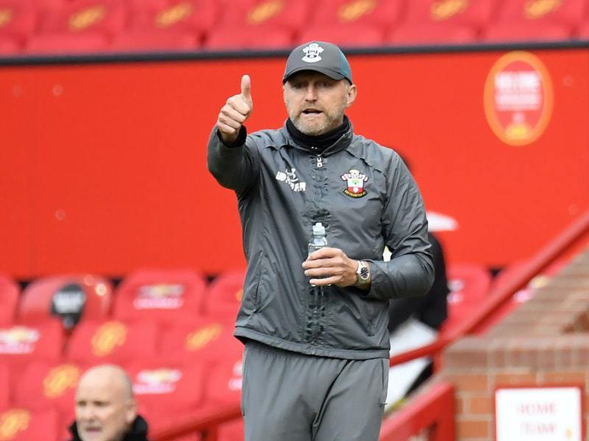 Ralph Hasenhuttl maintains focus on Southampton