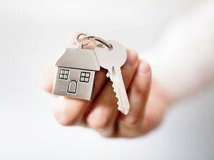 The average cost of a home in the first quarter of this year was £509,906. (29557560)