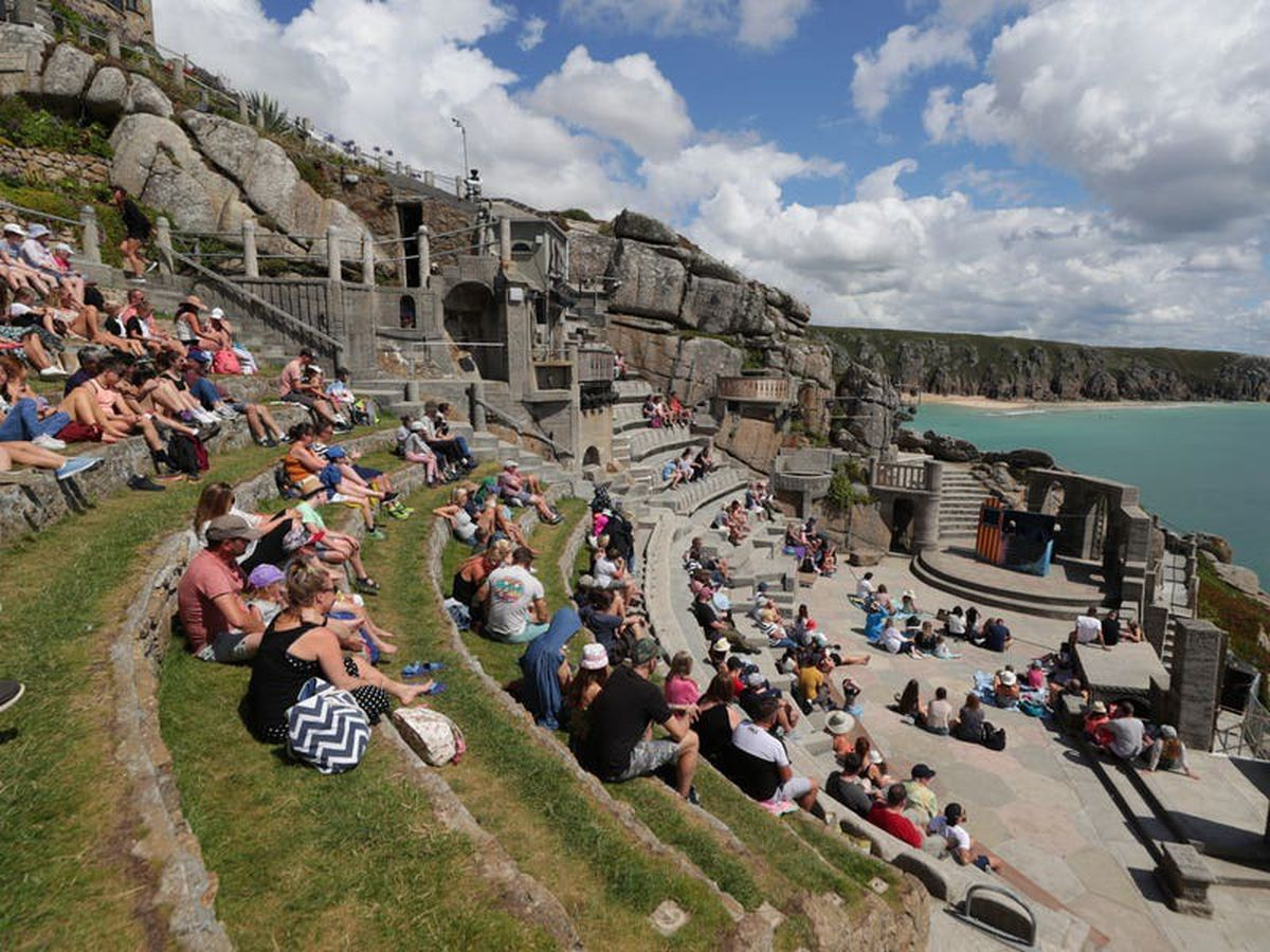 Open air theatre should be treated differently to indoor – Minack boss