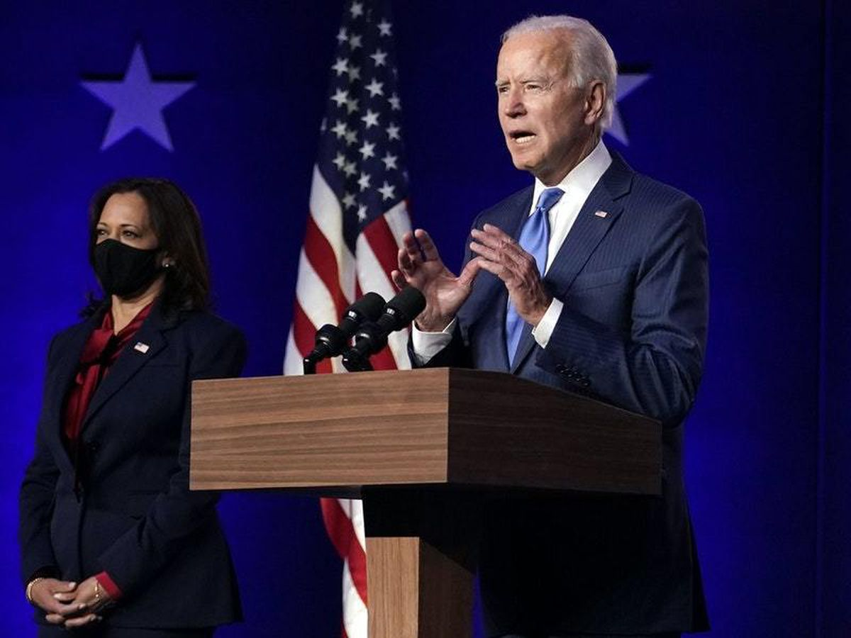 US Election results: Biden predicts victory over Trump as counts go on