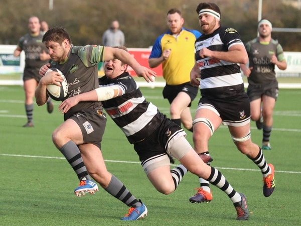 Raiders in second as Rochford are stunned