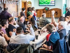 English breakfast but no win at Rugby Club