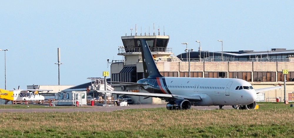 Aurigny sets new record for Gatwick flights in a day | Guernsey Press