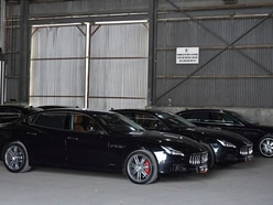 Papua New Guinea hunting for 275 luxury cars missing after international summit