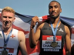 Chalmers targets spot in relay final