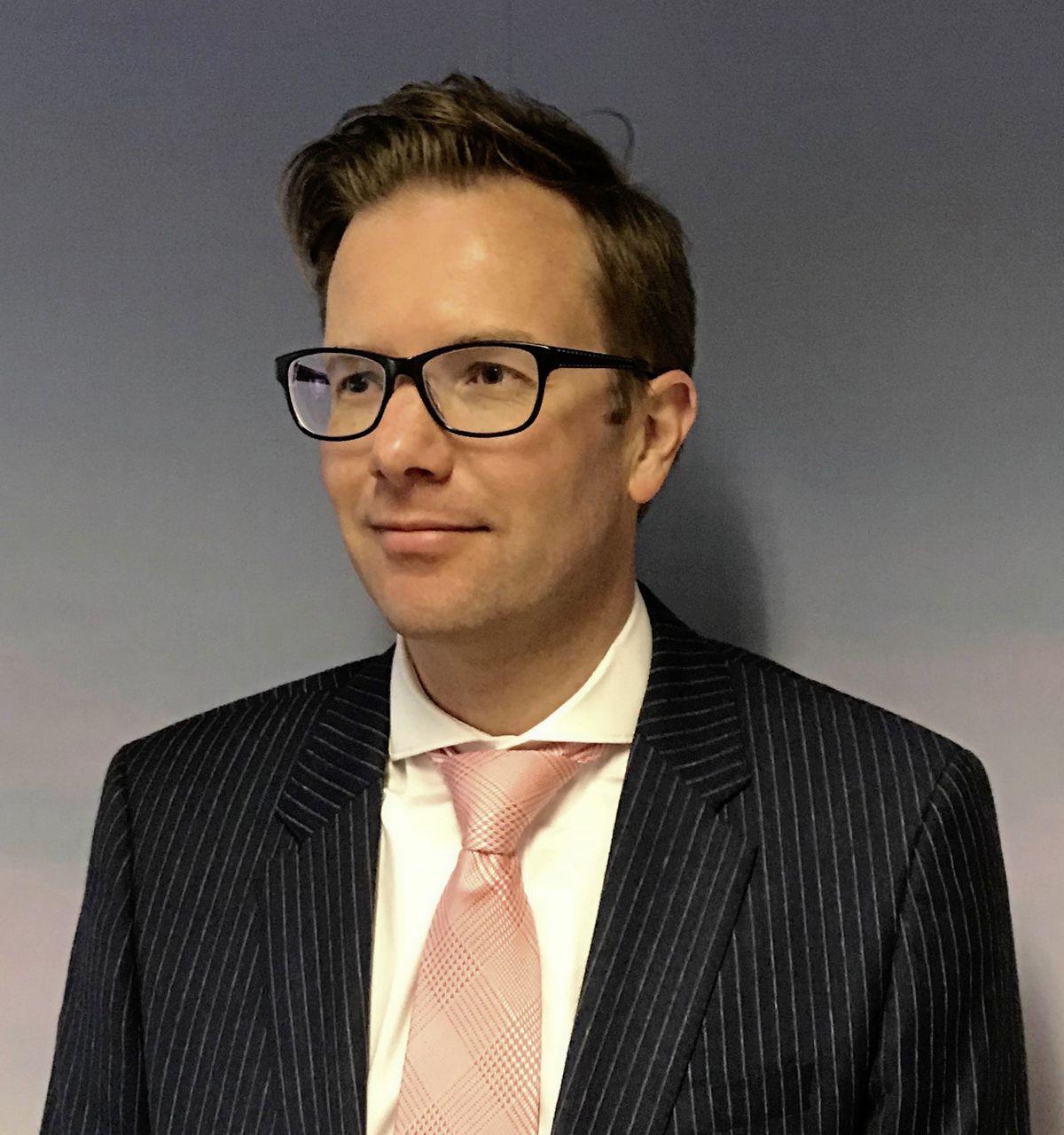 Elwyn Dop, executive director of operations at Condor.