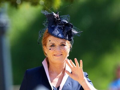 Sarah, Duchess of York – the indomitable mother of the bride