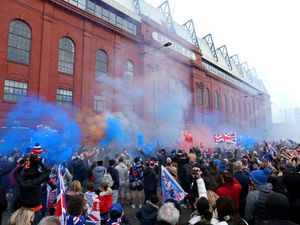 Police Covid-19 warning to Rangers fans after title win