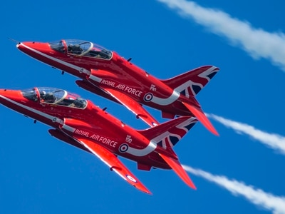 No Red Arrows for 2019 air display