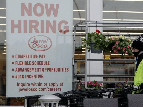 US hiring slows sharply to 245,000 jobs as coronavirus intensifies