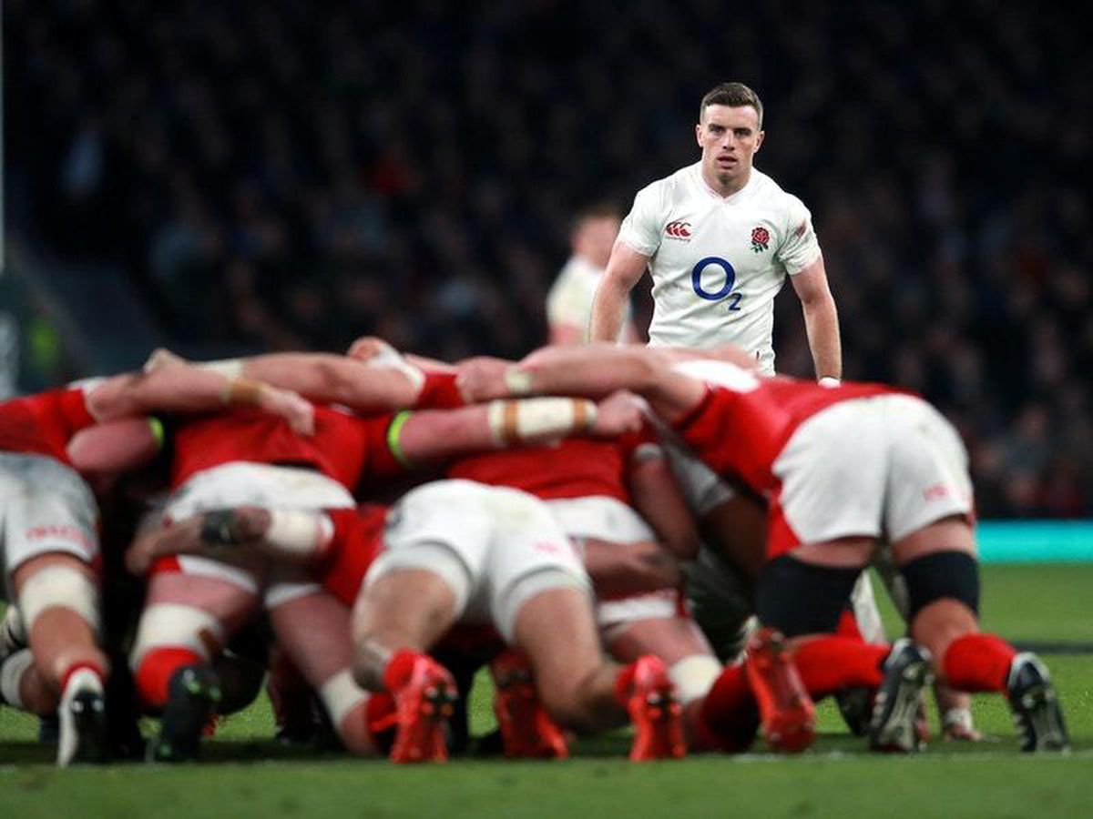 George Ford expects 'written off' Wales to launch powerful challenge in Llanelli