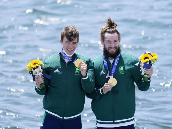 'Surreal' experience watching son make Irish sporting history, says mother