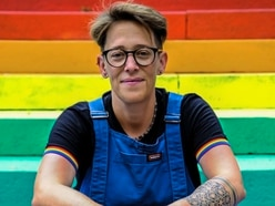 Market's colourful Pride steps rise to occasion