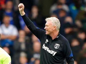 David Moyes thankful for Angelo Ogbonna winner as West Ham edge old side Everton