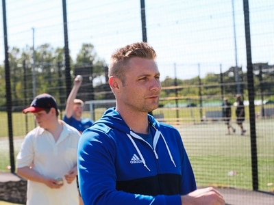 'Ash hits the longer ball in our family' – Luke Wright