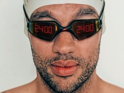 Naro to spend 24 hours in swimming pool for charities