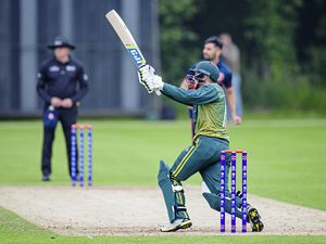 ICC T20 World Cup Europe Qualifiers .Guernsey v Norway .Cricket at the KGV, 19-06-19. Picture by Martin Gray. (24997194)