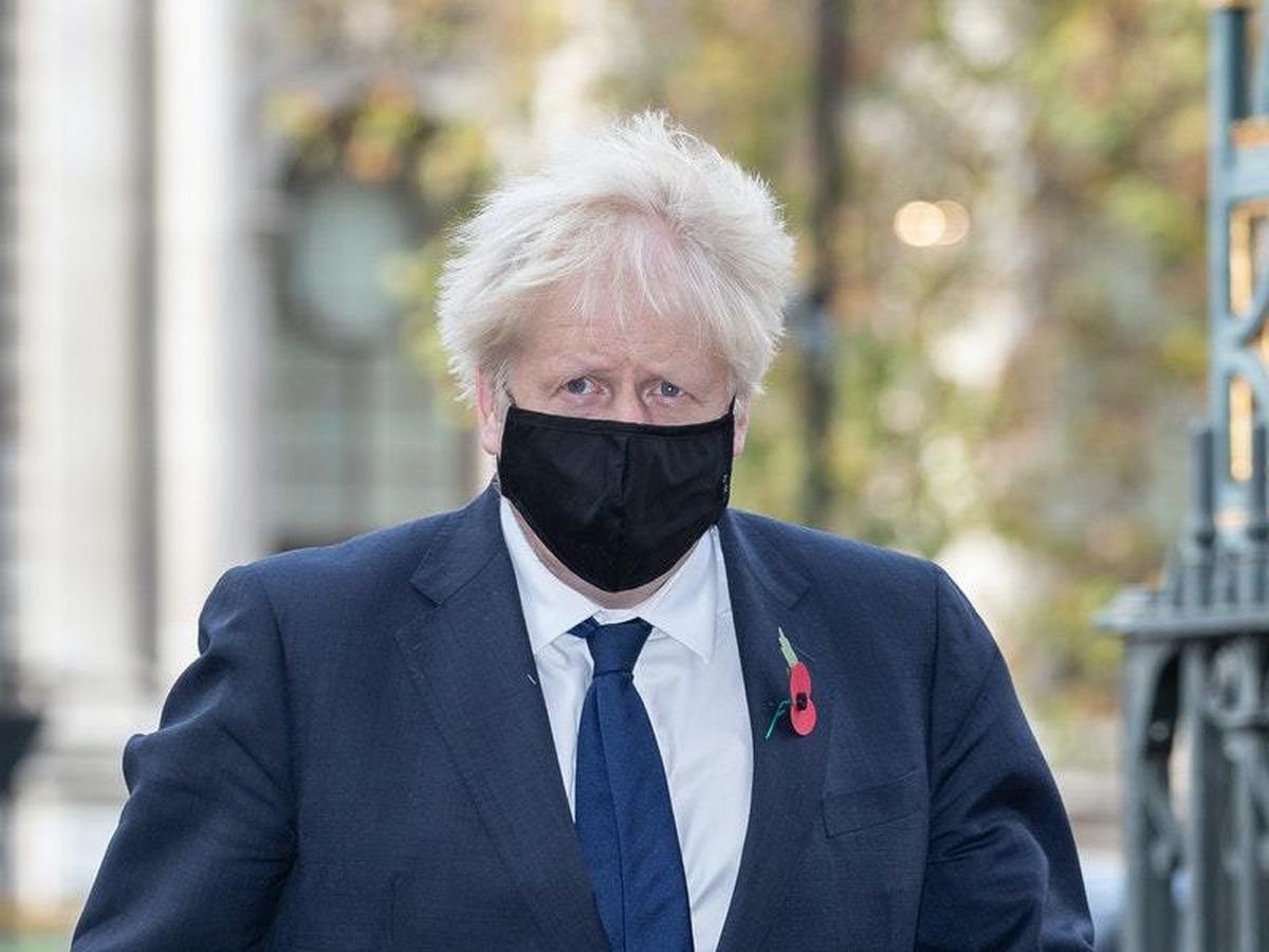 Boris Johnson self-isolating after contact with COVID-positive MP