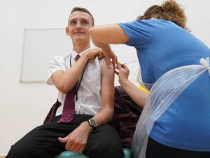 Half of 12-15 year-olds in Scotland have received first dose of vaccine