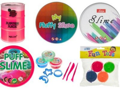 High levels of chemicals in some children's slime toys exposed