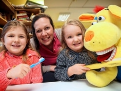 Super Smiles brushes up on tooth decay help for children