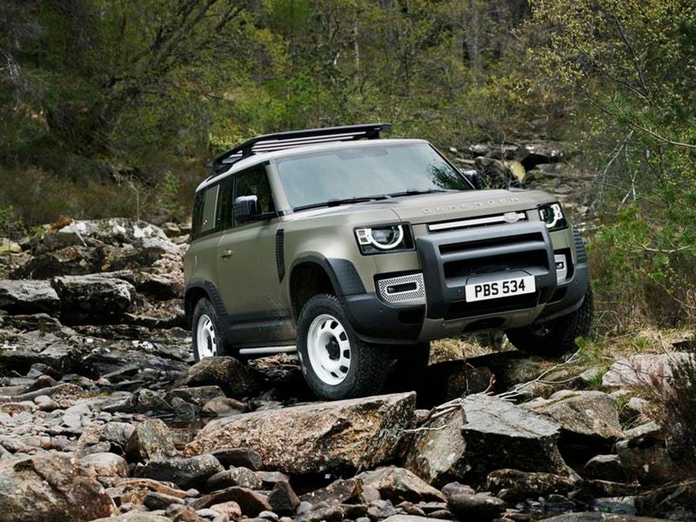 Frankfurt Motor Show 2019: Land Rover Defender unveiled