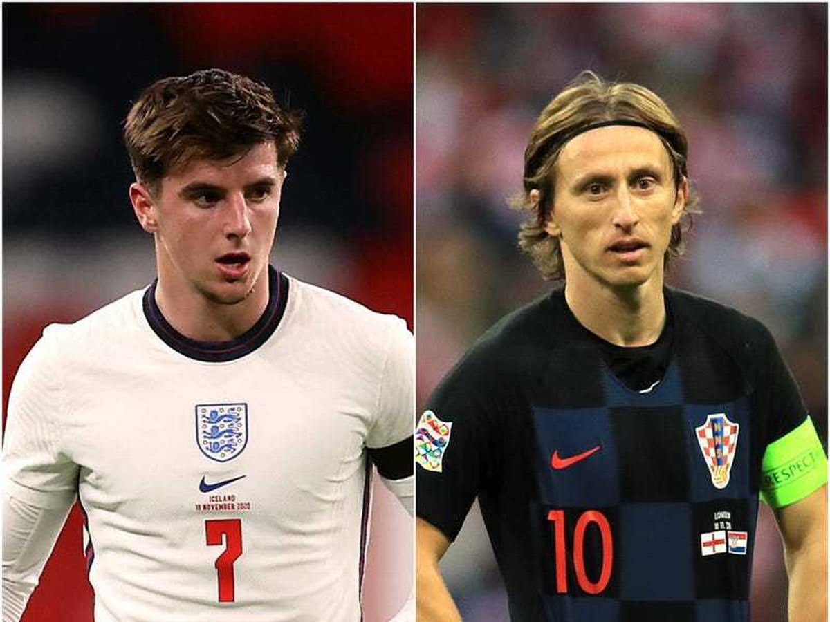 Mason Mount relishing another chance to take on Luka Modric in Croatia clash