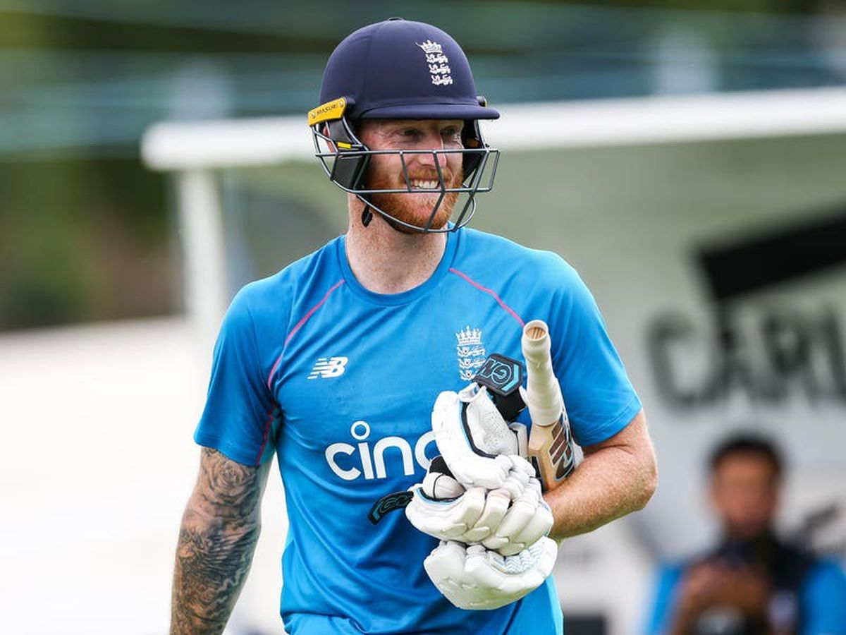 Net session for England all-rounder Ben Stokes as he steps up return to cricket
