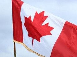 Van hits at least eight people in Toronto