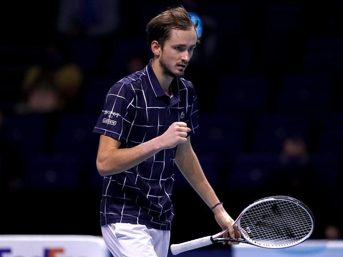 Daniil Medvedev sees off Dominic Thiem to clinch ATP Finals title