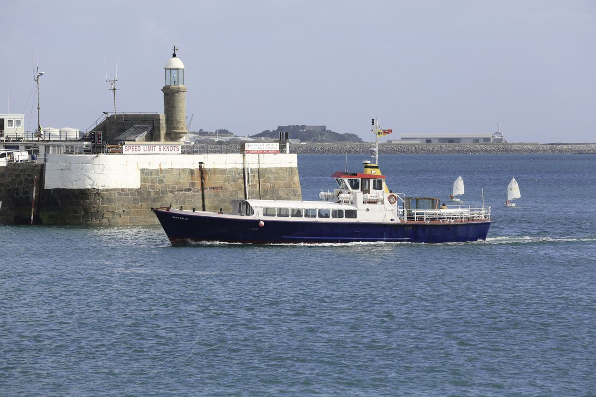 The appointment of a non-executive director for Isle of Sark Shipping Sark Shipping followed a last-minute public meeting on Wednesday to explain its position and provide suggestions of a way forward as Policy & Finance looked to sack the board. (Picture by Adrian Miller, 28623723)