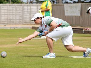 Busy lady: Lucy Beere features in three CI finals at St Brelade.