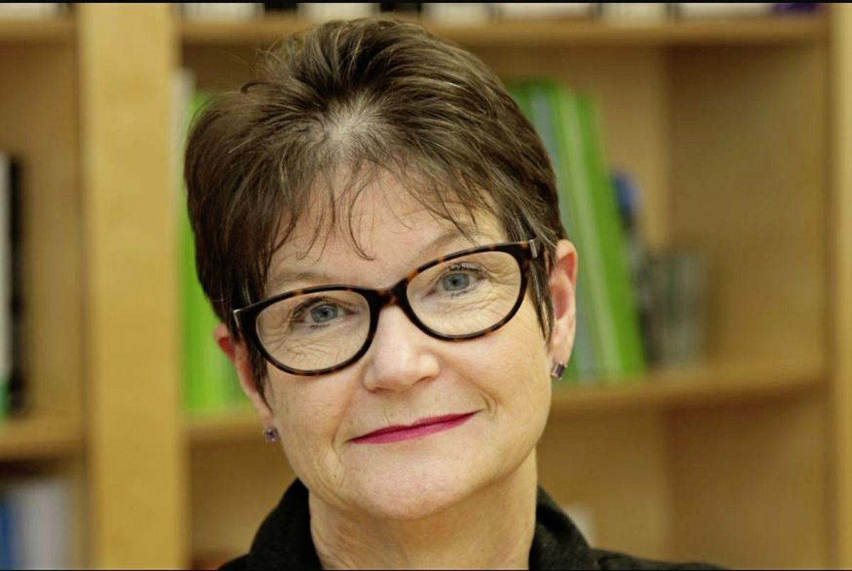 Professor Catherine Staite. (28532769)