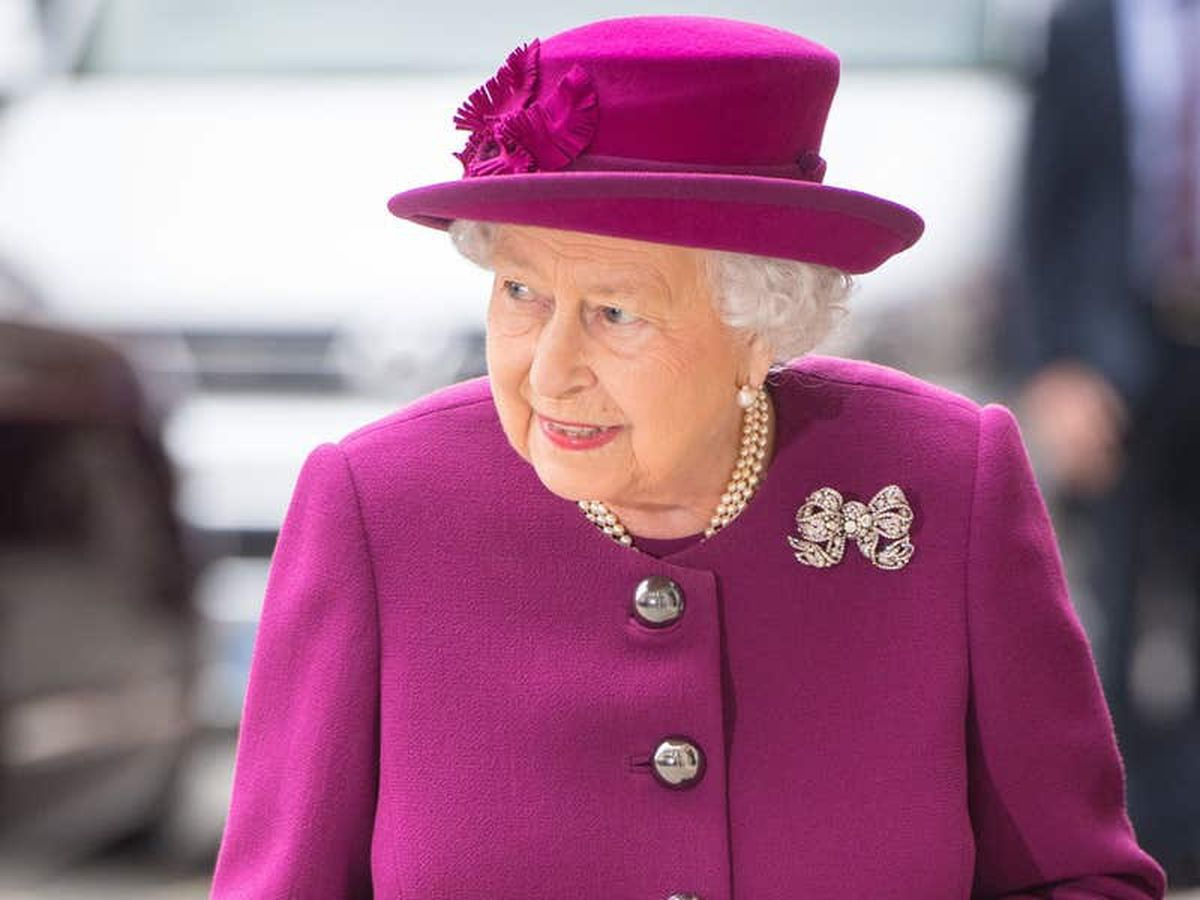 The Queen has experienced a year like no other