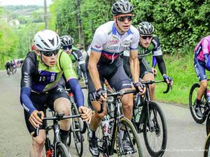 Outstanding ride: Sam Culverwell was with the Trinity Racing team at the Tour d'Eure-et-Loir.  (29556149)