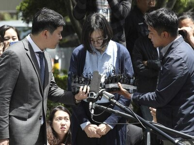 Korean heiress in nut rage case questioned over Filipino housekeepers