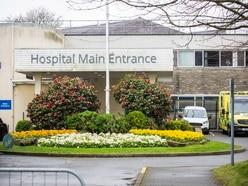 Three people with coronavirus being treated in hospital