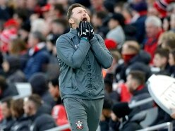 Saints struggling under pressure to perform at St Mary's, says boss Hasenhuttl